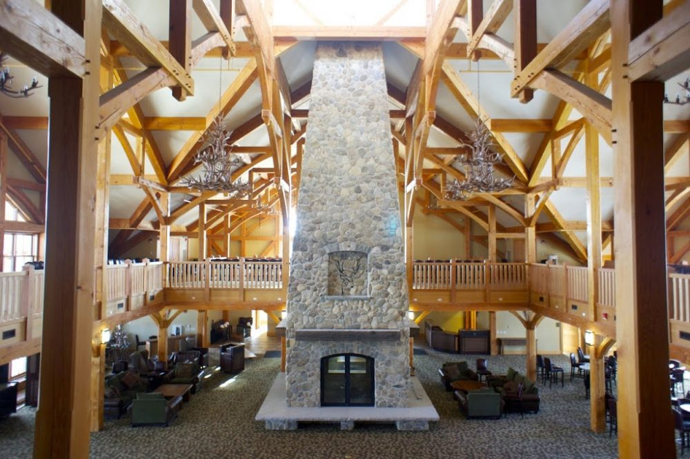 Big gas wood fireplaces large fireplace designs by for Four sided fireplace