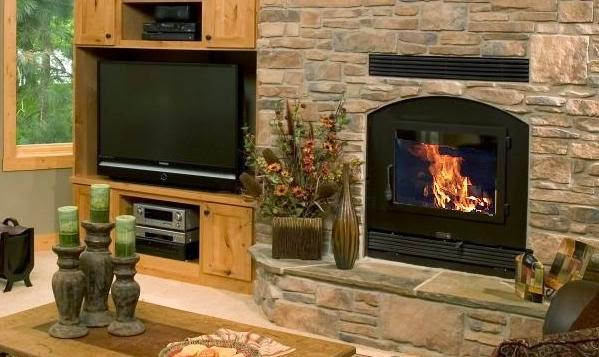Wood Burning Fireplaces | Whole Home Heating by Acucraft