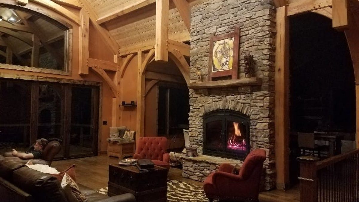 The Advantages Of Double Sided Wood Fireplaces Acucraft Fireplaces