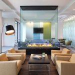 Acucraft Commercial Custom Gas Fireplace