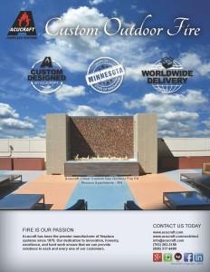 Acucraft Custom Outdoor Fire Brochure
