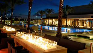 dual gas outdoor fire tables