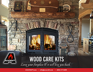 Acucraft Wood Care Kits