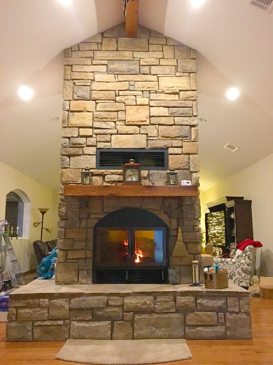 The Advantages Of Double Sided Wood Fireplaces Acucraft
