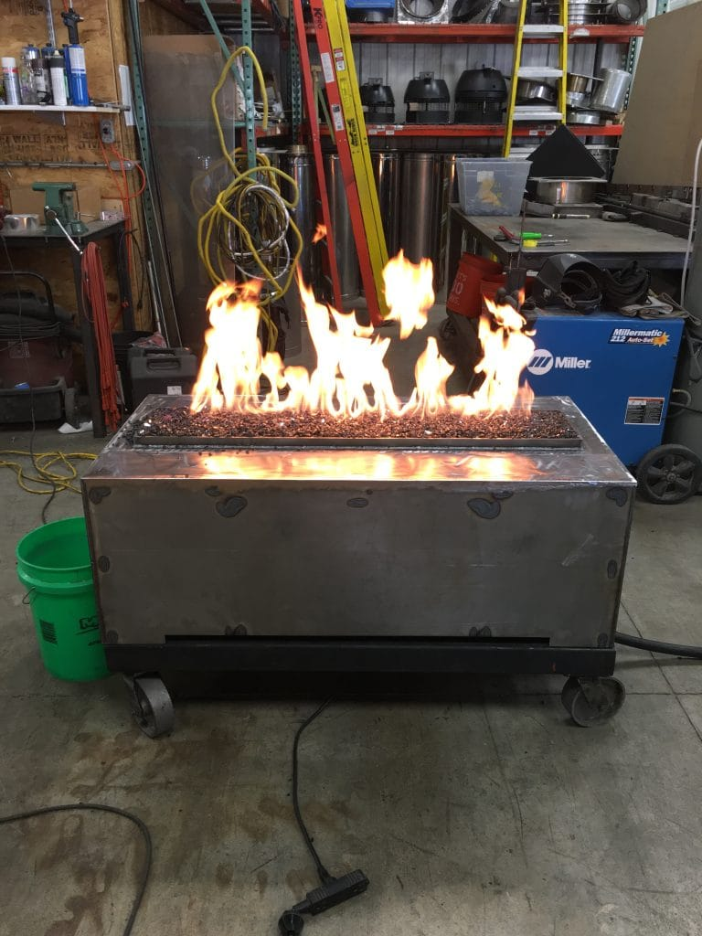 Outdoor Fire Pit by Acucraft Shop Photo