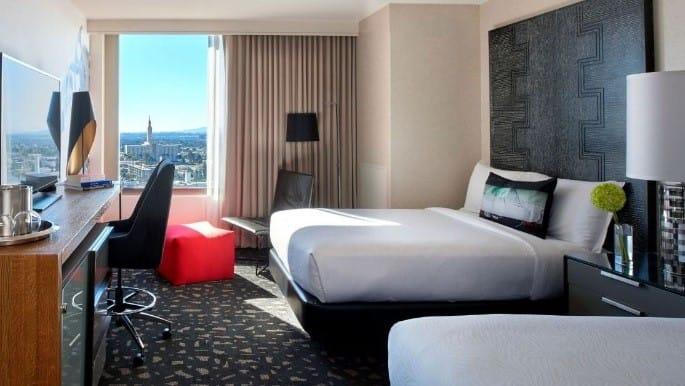 Kimpton Palomar Hotel Room