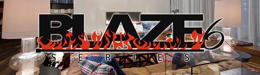 blaze linear gas fireplace brochure