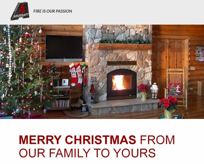 Merry Christmas from Acucraft