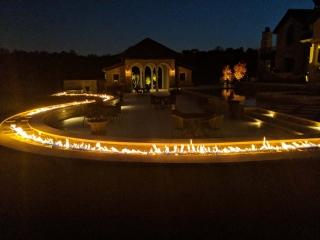 custom outdoor burner