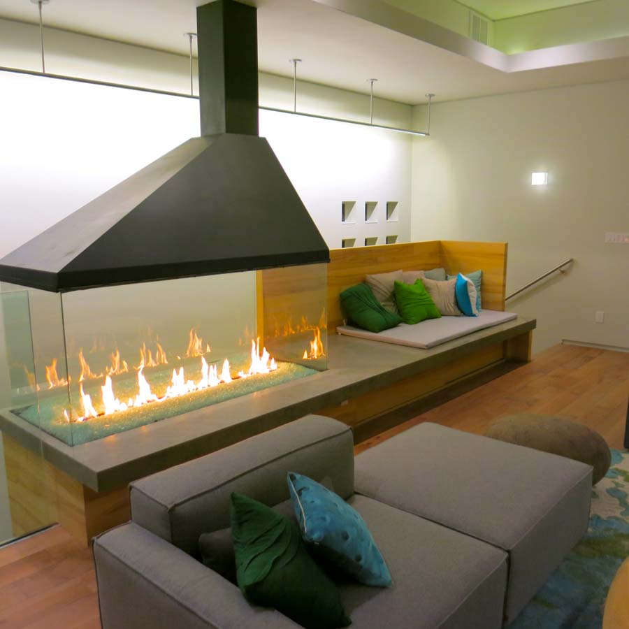 gallery-four-sided-custom-gas-fireplace-hood-residential