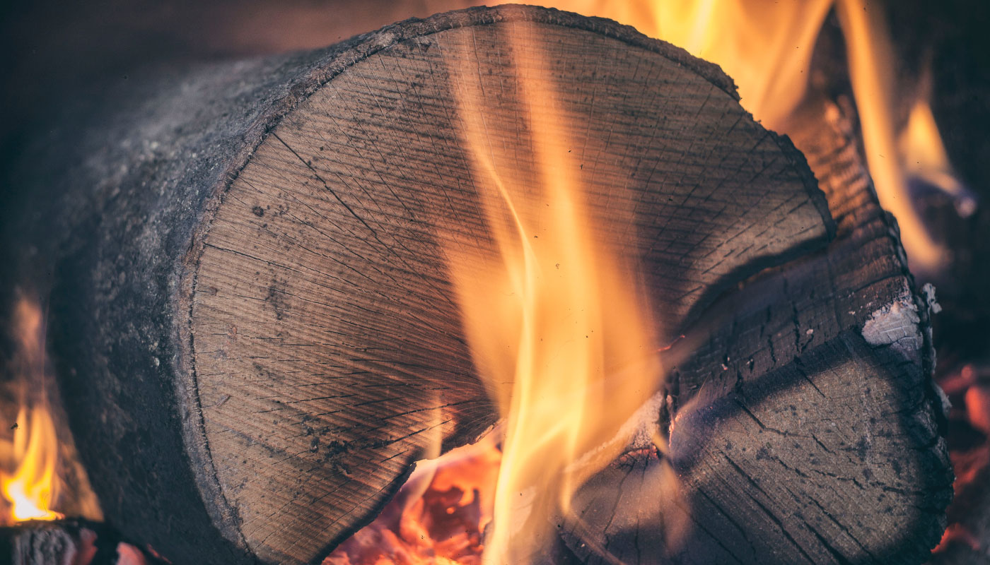 Can You Burn Wood In A Gas Fireplace?