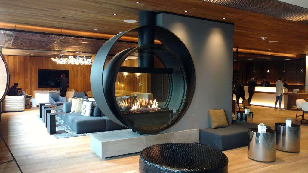 Acucraft Custom Gas Circular Fireplace (22) (1)