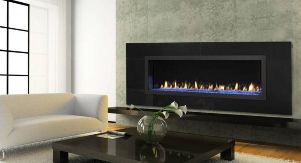 Signature Series Open Linear Gas Fireplace
