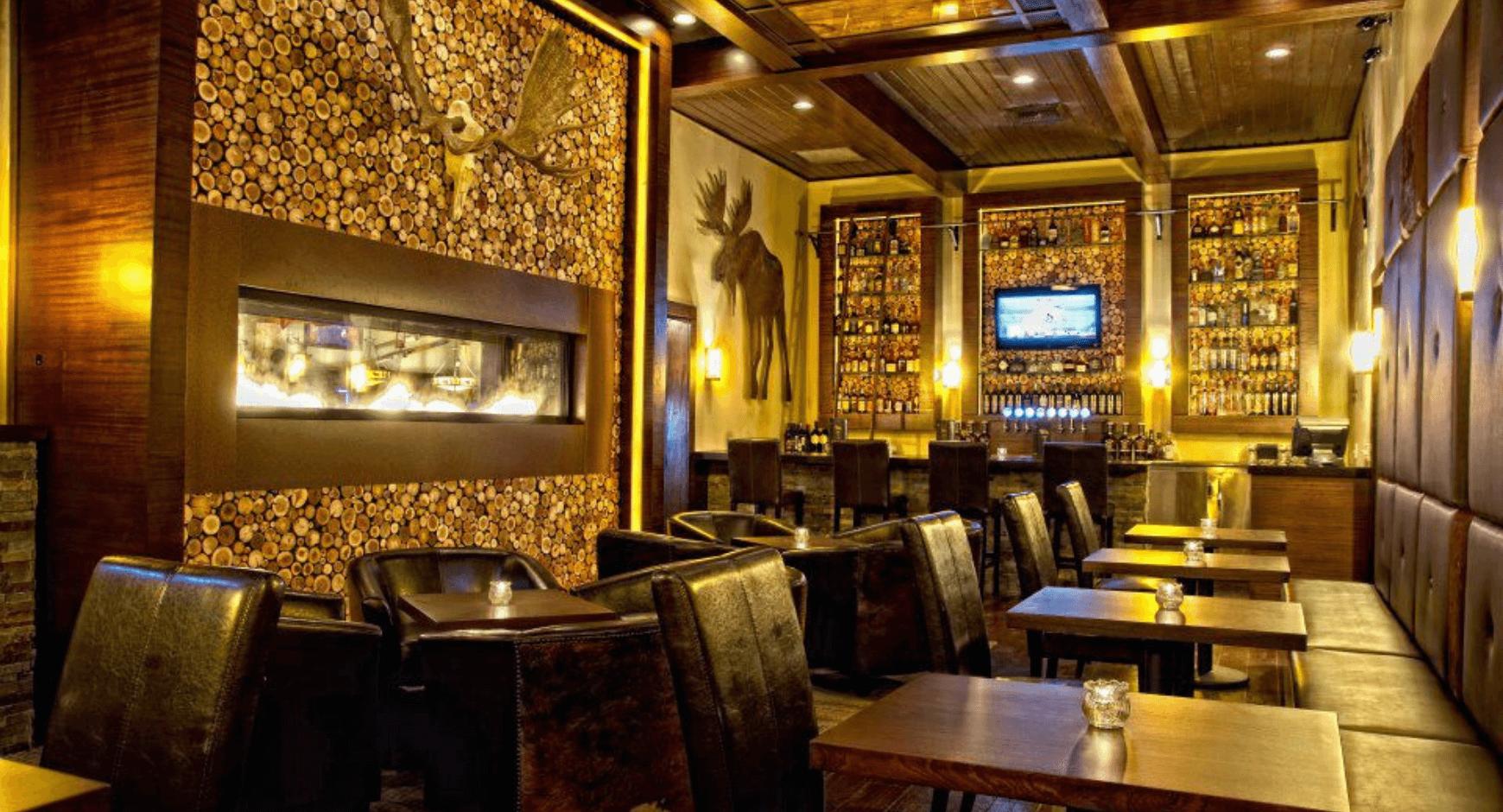 hotel interior design trends for restaurants