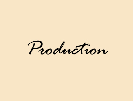 Production Text Graphic