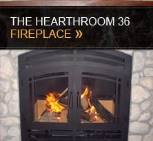 Hearthroom 36 Inch Fireplace Gallery Thumb