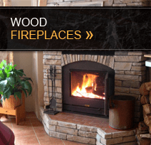 Wood Fireplaces by Acucraft