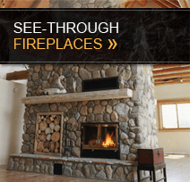 See-Through Fireplaces by Acucraft