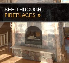 See-Through Fireplaces Gallery Thumb